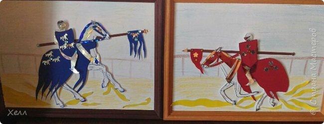 Такие вот 2 картины формата А4 каждая, я преподнесла в подарок любимому дяде.  Красуются у него в серванте и охраняются тетушкин фарфор) фото 1