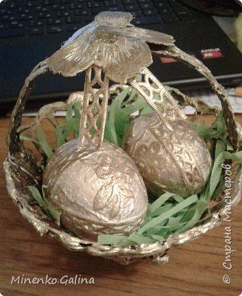 Снесла курочка яички, не простые, золотые... фото 1