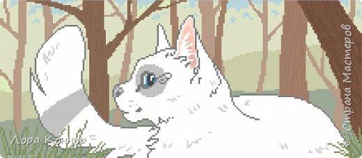 Январь Это коммишен (заказ за деньги) Если окрасы кошек вам покажутся странными, то не пугайтесь - сейчас стало популярным придумывать собственных персонажей. Они могут быть копией своего хозяина в образе какого-либо существа или частью какой-то вселенной, своей или популярного фэндома. фото 28
