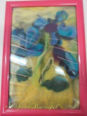 Шерстяная акварель фото 4
