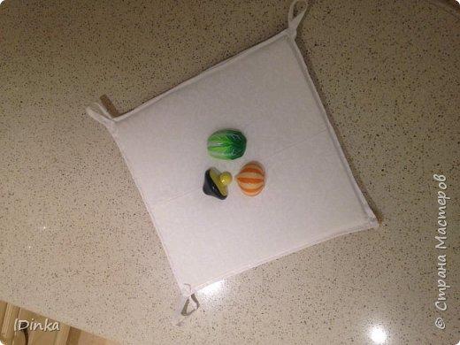 """Вот такую развивающую игрушку """"Пирог"""" я смастерила для своей двухлетней дочки за 5 мин. фото 5"""