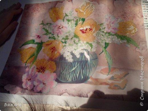 Весенний букет для моей второй мамы)))) фото 9