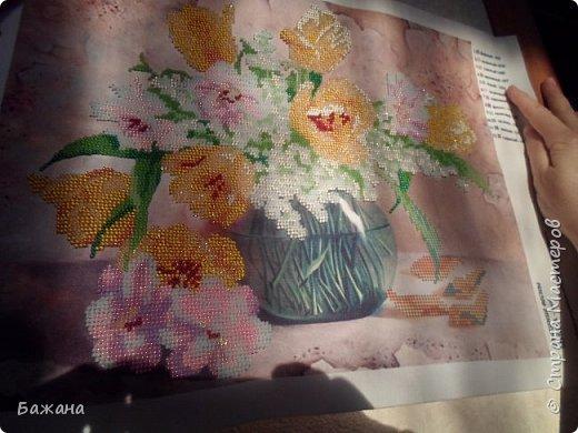 Весенний букет для моей второй мамы)))) фото 8