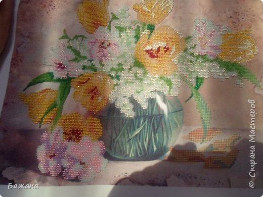Весенний букет для моей второй мамы)))) фото 7