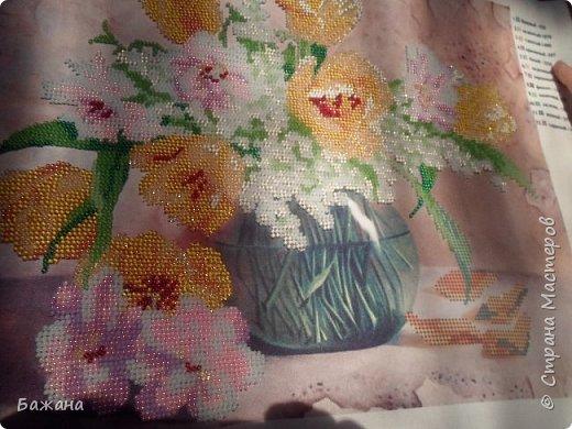 Весенний букет для моей второй мамы)))) фото 5