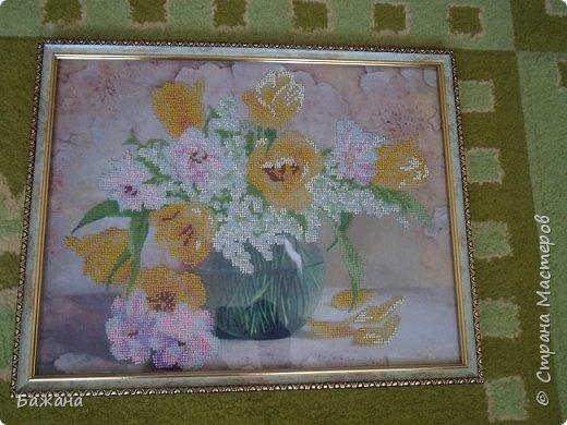 Весенний букет для моей второй мамы)))) фото 1
