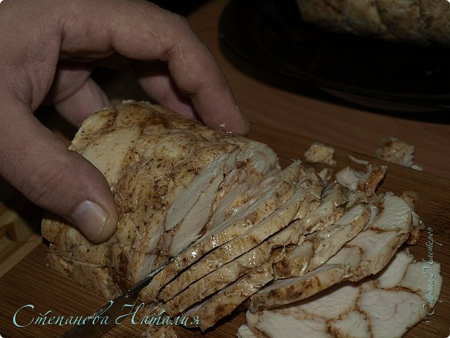 Добрый день! Как я уже говорила, я не меняю свои привычки, я с детства привыкла завтракать бутербродами. Но от колбасы мы давно отказались, разнообразить бутербродную тему помогло говяжье сердце.  фото 8