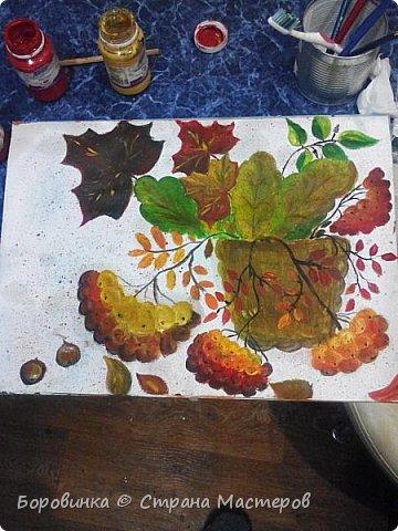 Всем доброго времени суток!  Продолжаю учиться живописи.   фото 1