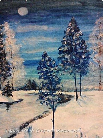 Всем доброго времени суток!  Продолжаю учиться живописи.   фото 15