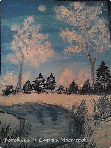 Всем доброго времени суток!  Продолжаю учиться живописи.   фото 13