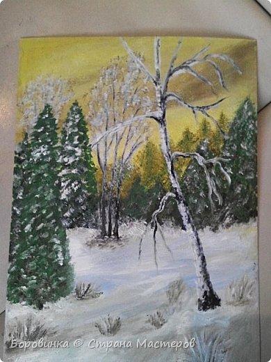 Всем доброго времени суток!  Продолжаю учиться живописи.   фото 5