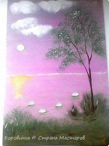 Всем доброго времени суток!  Продолжаю учиться живописи.   фото 4