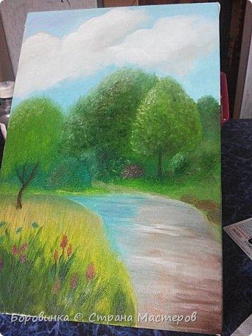 Всем доброго времени суток!  Продолжаю учиться живописи.   фото 6