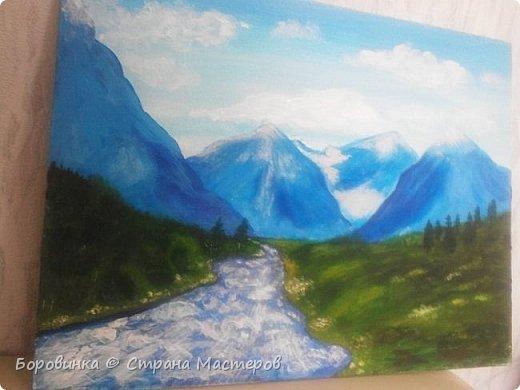 Всем доброго времени суток!  Продолжаю учиться живописи.   фото 7