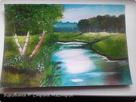 Всем доброго времени суток!  Продолжаю учиться живописи.   фото 8