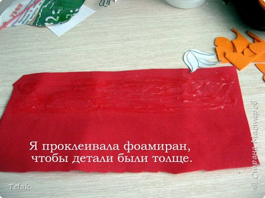 """Дидактическая игра по УМК """"Укрась тюбетейку"""" фото 11"""
