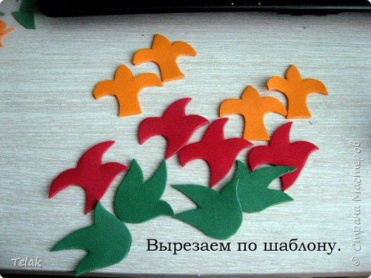 """Дидактическая игра по УМК """"Укрась тюбетейку"""" фото 13"""
