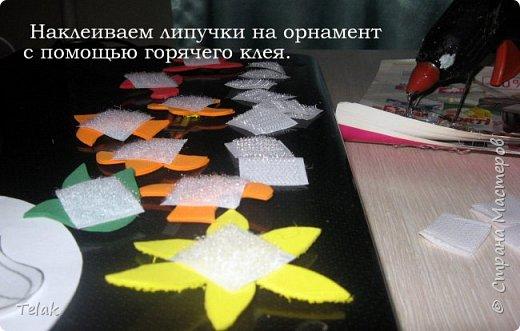 """Дидактическая игра по УМК """"Укрась тюбетейку"""" фото 25"""