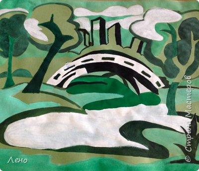 Зелёный город фото 2