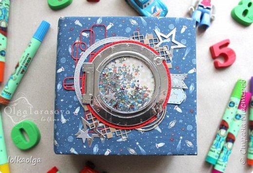 альбом для мальчика - тематический миник фото 2