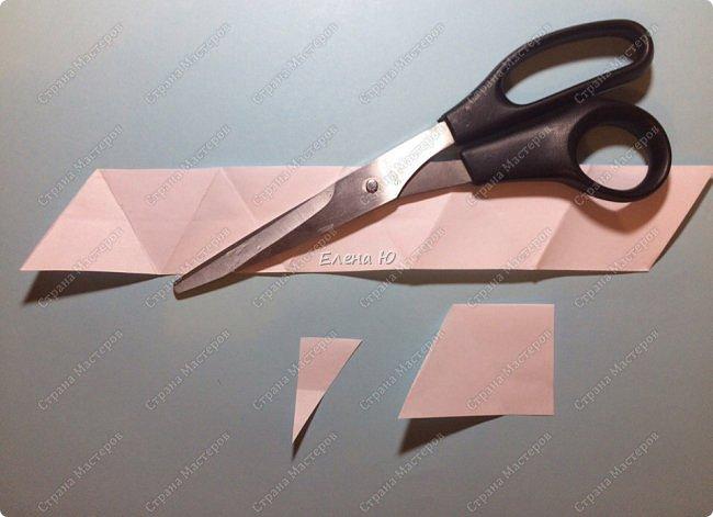 Предлагаю сделать забавную и совсем несложную  безделушку (головоломку)  - флексагон. Флексагоны — плоские модели из полосок бумаги, способные складываться и сгибаться определённым образом.  фото 10