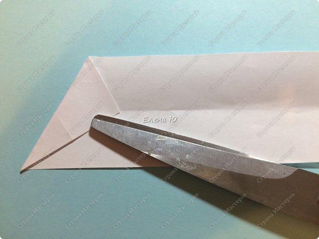 Предлагаю сделать забавную и совсем несложную  безделушку (головоломку)  - флексагон. Флексагоны — плоские модели из полосок бумаги, способные складываться и сгибаться определённым образом.  фото 4