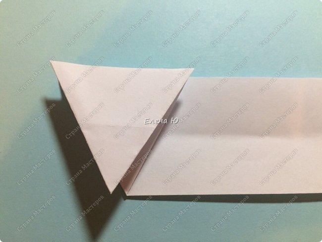 Предлагаю сделать забавную и совсем несложную  безделушку (головоломку)  - флексагон. Флексагоны — плоские модели из полосок бумаги, способные складываться и сгибаться определённым образом.  фото 8