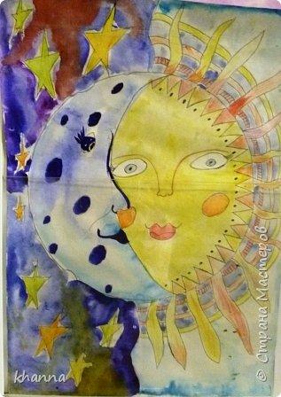 Рисунок Миляуши, ученицы 6 кл.  фото 4