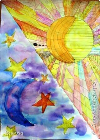Рисунок Миляуши, ученицы 6 кл.  фото 3