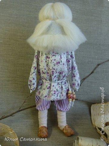 Мужик (по мотивам народной куклы) фото 2