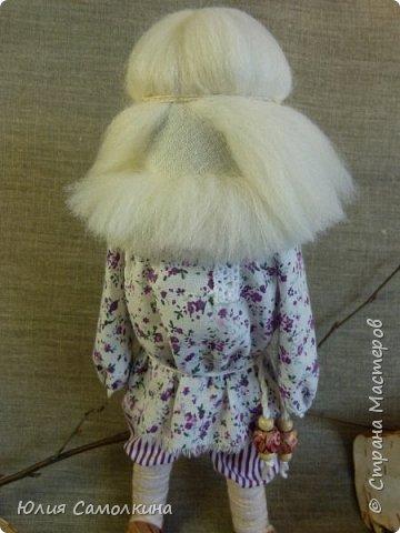 Мужик (по мотивам народной куклы) фото 3
