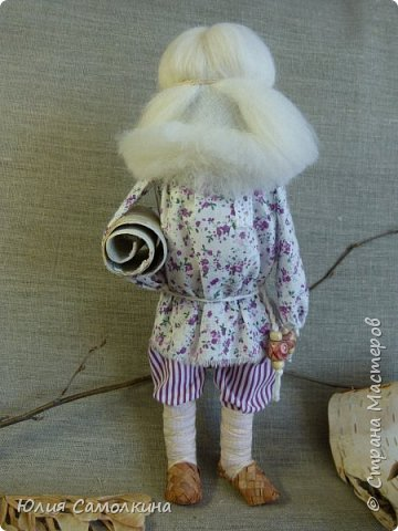 Мужик (по мотивам народной куклы) фото 1