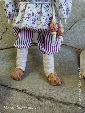 Мужик (по мотивам народной куклы) фото 5