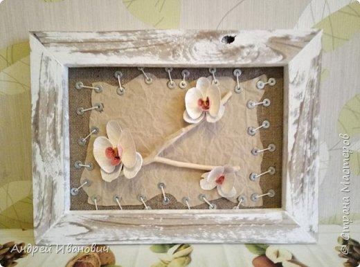 Доска для рамки вскрыта шпатлевкой и зашкурена  фото 1