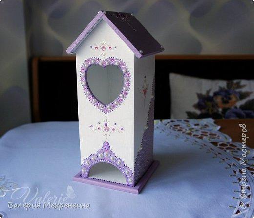 Кухонный комплект в фиолетово-лиловых оттенках фото 8