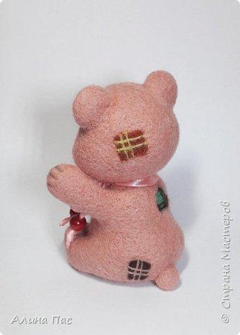 Заплаточный мишка Тимоша фото 3