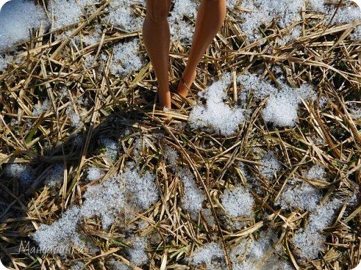 Всем доброго времени суток. Связалась тут кофточка и юбочка, ну и мы конечно же пошли погулять. Выдался денёк на редкость тёплым и даже не дождливым, но мы всё равно успели замёрзнуть. фото 16