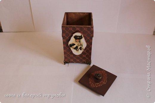 Короб для кофе фото 2