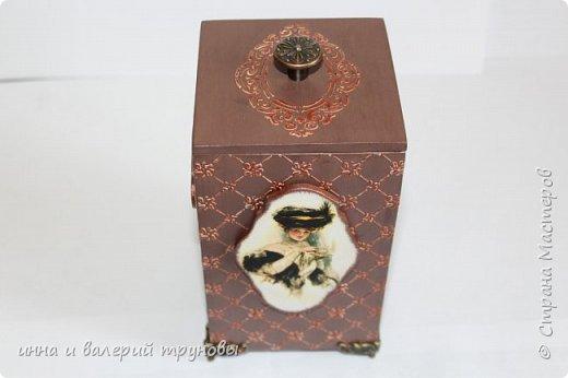 Короб для кофе фото 3