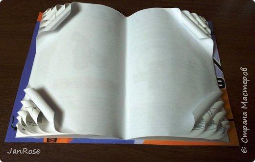 Всем, всем, здравствуйте! Решила выложить свою очередную книгу-открытку и немного рассказать о процессе ее изготовления фото 5