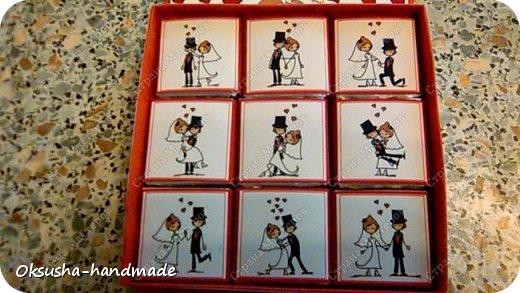 Шоколадный комплимент в день свадьбы фото 8