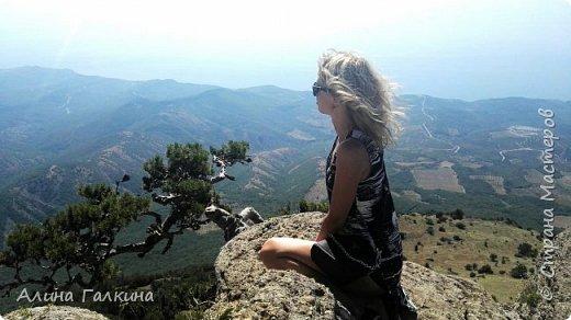На вершине! Мангуп-кале фото 6