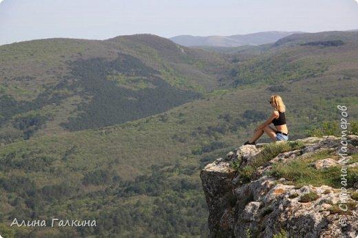 На вершине! Мангуп-кале фото 1