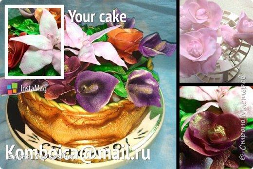 Новые тортики)) Накопилось за какое-то время)) фото 10