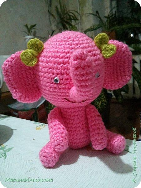 Слонёнок фото 2