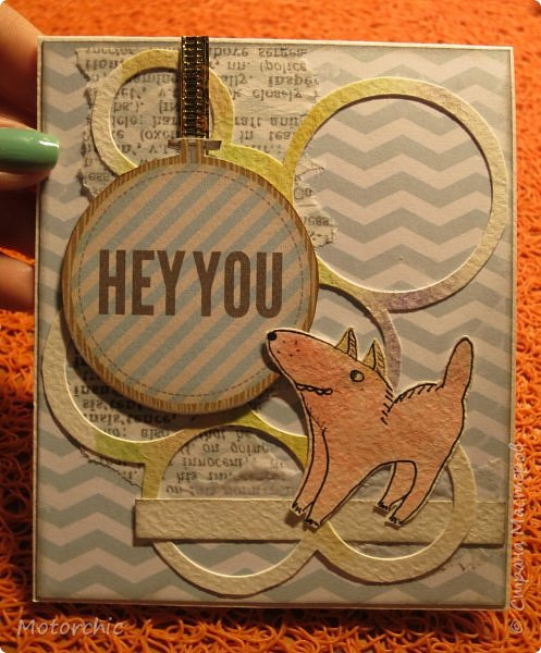 """Сегодня я к вам с душевной открыткой """"Эй, ты!"""". Почему душевной? Читайте дальше =) фото 7"""
