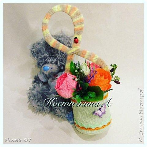 Ещё раз здравствуйте)))Здесь я собрала подарки на 8 Марта))) фото 5
