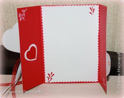 Здравствуйте, дорогие!  С декабря я в спячку впала, и только сейчас начала потихоньку просыпаться. Я конечно, творила по чуть-чуть, но очень мало...Тут покажу несколько открыточек, которые за это время сотворились.  Эти хорошенькие открыточки для подарка на рождение мальчика или девочки.  Идею брала вот тут: http://scrap-info.ru/myarticles/article_storyid_382.html  От себя добавила кармашек для денежного подарка на обратной стороне вкладыша, чтобы 2-в-1 было: и поздравили и одарили :) фото 6