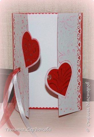 Здравствуйте, дорогие!  С декабря я в спячку впала, и только сейчас начала потихоньку просыпаться. Я конечно, творила по чуть-чуть, но очень мало...Тут покажу несколько открыточек, которые за это время сотворились.  Эти хорошенькие открыточки для подарка на рождение мальчика или девочки.  Идею брала вот тут: http://scrap-info.ru/myarticles/article_storyid_382.html  От себя добавила кармашек для денежного подарка на обратной стороне вкладыша, чтобы 2-в-1 было: и поздравили и одарили :) фото 5