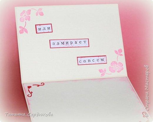 Здравствуйте, дорогие!  С декабря я в спячку впала, и только сейчас начала потихоньку просыпаться. Я конечно, творила по чуть-чуть, но очень мало...Тут покажу несколько открыточек, которые за это время сотворились.  Эти хорошенькие открыточки для подарка на рождение мальчика или девочки.  Идею брала вот тут: http://scrap-info.ru/myarticles/article_storyid_382.html  От себя добавила кармашек для денежного подарка на обратной стороне вкладыша, чтобы 2-в-1 было: и поздравили и одарили :) фото 11